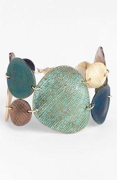 'Patina' Line Bracelet