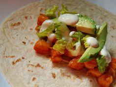 Cassie Craves: Ranch Chicken Tacos