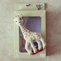 Sophie The Giraffe, Must have teether
