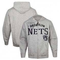 GIII Nets Blindside Full Zip Hoodie   Nets Store.... YAASSS!!!! <3 <3