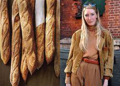 Miss Moss: Food + Fashion Mash-Up