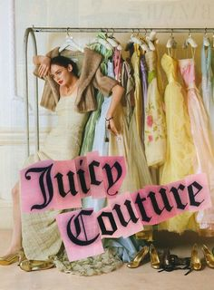 Juicy Couture ad