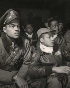 tuskegee airmen pictures - Google Search