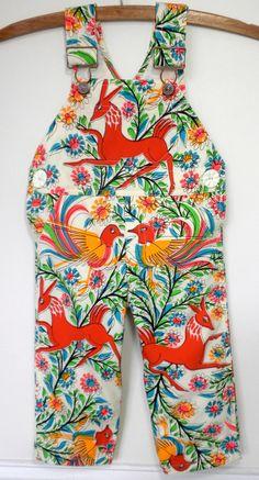 Wonderland overalls