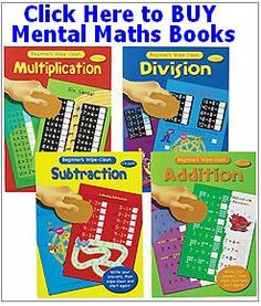 Mental Maths Activities