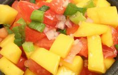 Great diet salsa - click for recipe