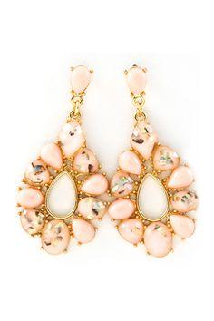 Aspen Mother of Pearl Sadie Earrings