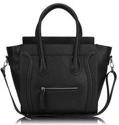 Womens Ladies Designer Leather Style Tote Satchel Shoulder Bag Crossbody Handbag   eBay