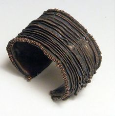 The process of electroforming uses electricity to deposit particles of metal onto metallic and non-metallic objects using electrolysis. Join us in our exploration of this fascinating technique, which allows us to transform, preserve, or strengthen a wide variety of objects including organic and inorganic materials.