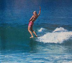 Joyce Hoffman 66 Champs Ron Stoner Surfer 1966