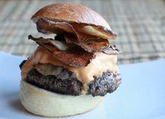 Gorgeous burger!!