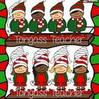 Merry Christmas! This 15 piece clipart bundle features a wooden shelf, 4 different boy elves and 4 different girl elves! It includes 9 individual, ...