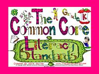 classroom, school, ccss, common core prek, read, grade, educ, core poster, posters