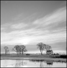 Schokland-Haven by huib.smeets, via Flickr