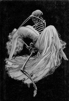 The Mortal Dance tattoo ideas, skull, van, lets dance, librari, book covers, skeleton, cover art, agatha christie