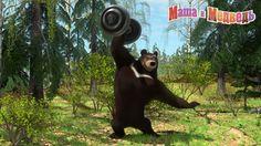Masha and the Bear - Home