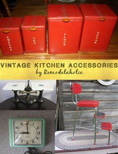 I love vintage kitch