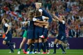 USA Soccer Team, GOLD MEDAL,  August 9, 2012  View image detail