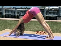 20 Minute Yoga Class: Forward Bends