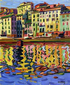 post impressionist art | French Post Impressionism Paintings, Oil Paintings