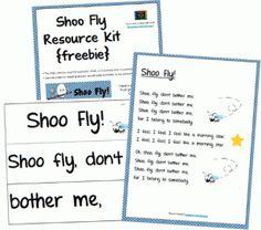 Nursery Rhymes to Go FREEBIE & Giveaway