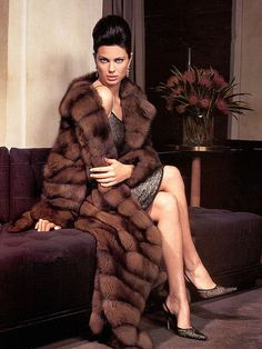 Flemington Furs Sable. Yes, please!