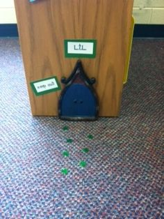 Who is Knocking at my door? A LUCKY Freebie for Inferring!