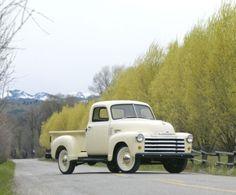 1948 Chevy Truck... My dream truck