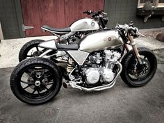 SuperStrada by Classified Moto