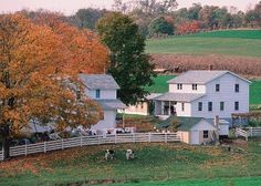 Destination: Ohio -> Berlin -> Amish Country Lodging