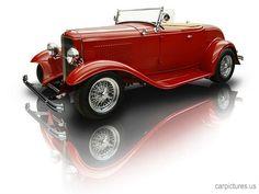 1932 Ford Roadster 327 V8