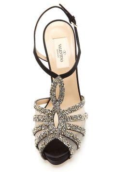 Deco heels