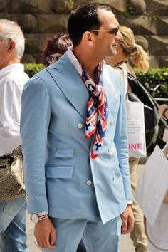 PITTI UOMO - SUITS REPORT