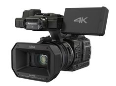 Panasonic's 4K camcorder offers a huge variety of formats, resolutions, frame rates, and bit rates alongside the same recording capabilities as the GH4.