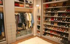 Blair Waldorfs closet, one day I'll have one like it!