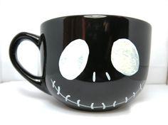 cute mug, mug hand painted