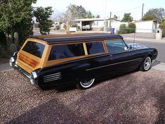 Ford Thunderbird Station Wagon