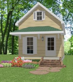 casitas b on pinterest gypsy wagon sheds and guest houses