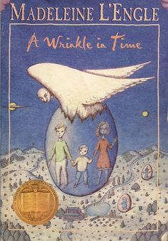 One of my favorites although it's been about 15 years since I've read it. A Wrinkle in Time by Madeleine L'Engle