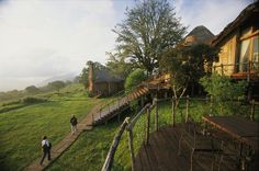 The Ngorongoro Crater Lodge by spiegel.de
