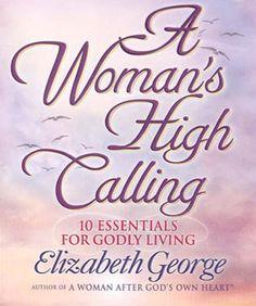 god live, favorit book, high call, woman high
