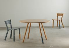 Adding this monochrome touch to 'dated' looking oak furniture could be pretty cool.