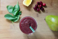 5 Fruit Smoothie Recipes and tips for starting a breakfast smoothie habit // Dula Notes