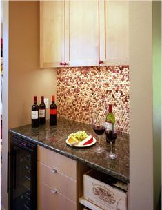 Another great idea for wine corks