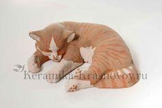 спящая кошка - Поиск в Google