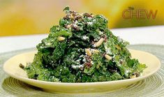 Daphne Oz's King of Greens Salad #TheChew