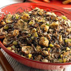 Sausage Paella | wild rice | Yum! | Pinterest