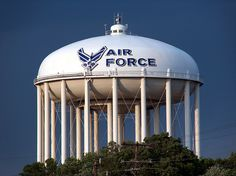 Water Tower at Andrews AFB