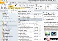 Ten Simple, Helpful Microsoft Outlook 2010 Tips