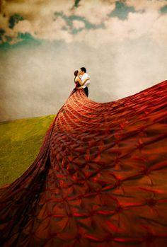 kiss, wedding photography, red tango dress, art photography, weddings, inspir photo, couple photography, angl, photographi